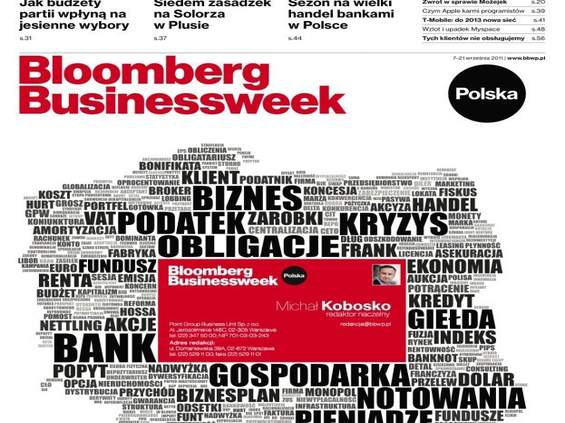"""Odjazowy - rynek o """"Bloomberg Businessweek Polska"""""""