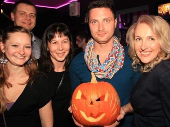 "Halloweenowe ""Party"""