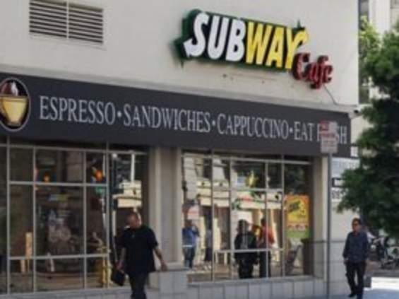 Subway goni McDonald's