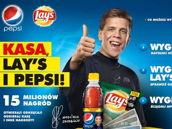 Kłopotliwa promocja Pepsi