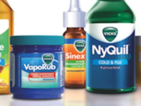 Vicks - wielki debiut P&G w farmaceutykach