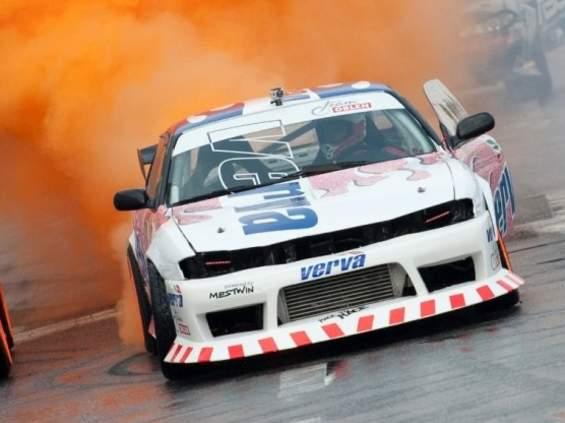 Verva Street Racing 2012 w sercu Warszawy
