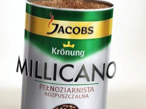 Kraft zamiesza w kawie instant
