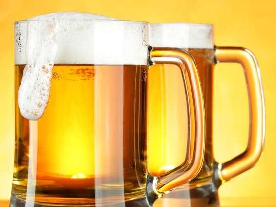 Piwo się warzy
