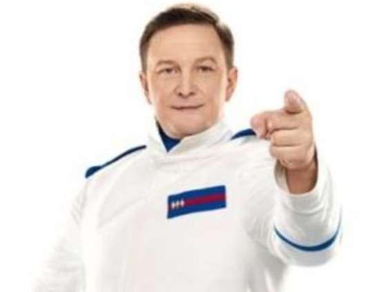 Kapitan Nostres w kosmosie
