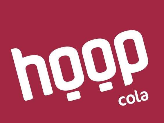Hoop Cola odważnie i alternatywnie
