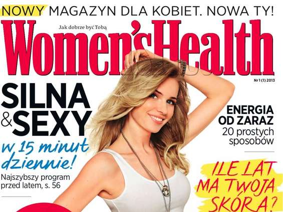 """""""Women's Health"""" nie chce być drugim """"Shape'em"""""""