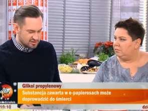 Telewizja śniadaniowa bawi, a nie informuje, więc nie prostuje