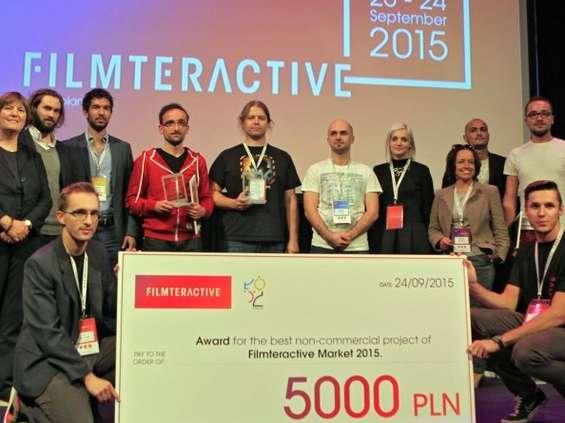 Filmteractive 2015: Polacy wygrywają Market