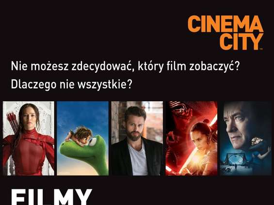 Cinema City zdejmuje limity