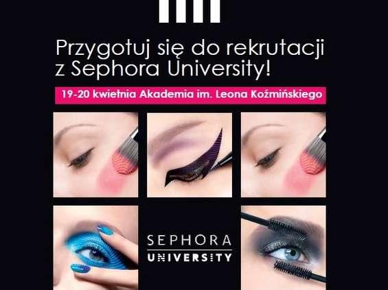 Przygotuj się do rekrutacji z Sephora University!