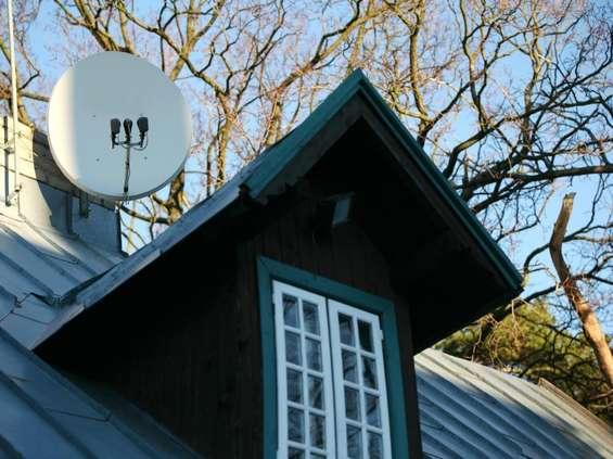 Rośnie liczba odbiorców TV satelitarnej