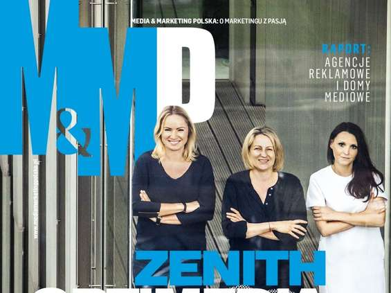 "ZenithOptimedia Group Domem Mediowym Roku wg ""Media & Marketing Polska"""