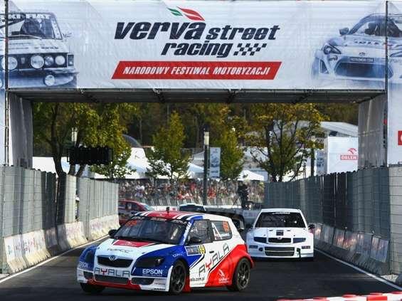 VII edycja największej imprezy motoryzacyjnej w Polsce VERVA Street Racing