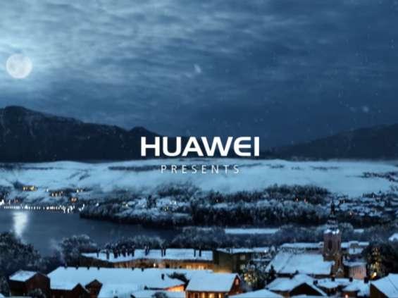 Huawei: odłóż smartfon, chociaż na święta