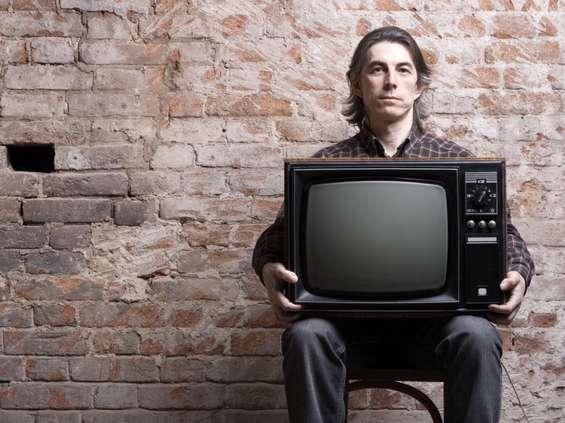 M jak mężczyzna, t jak telewizja