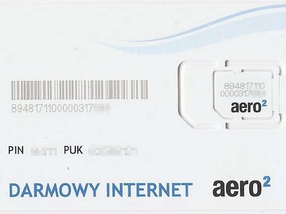 Aero2 będzie dostarczał bezpłatny internet przez kolejne dwa lata