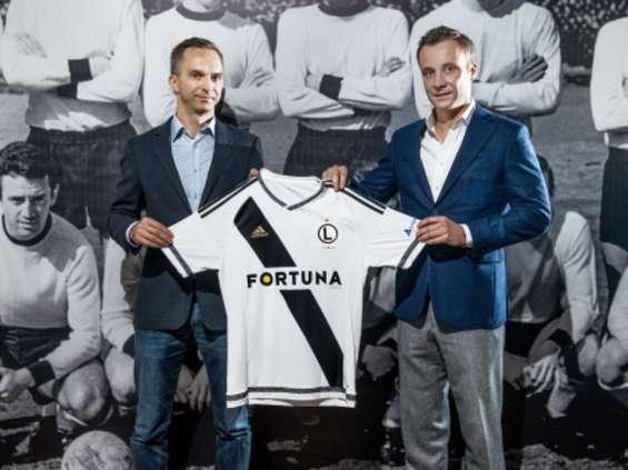 Legia i Fortuna przedłużają umowę
