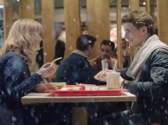 McDonald's w świątecznej odsłonie