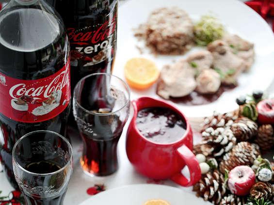 Coca-Cola zachęca do gotowania