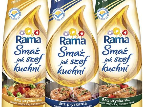 Unilever z marką Rama Smaż jak szef kuchni w serialu