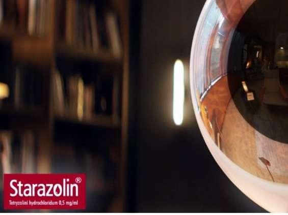 Polpharma wspiera markę Starazolin [wideo]