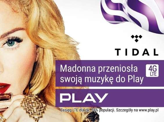 Play kończy promocję z bezpłatnym Tidalem
