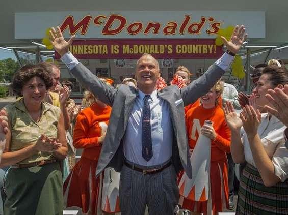 Michael Keaton jako twórca imperium McDonald's [wideo]