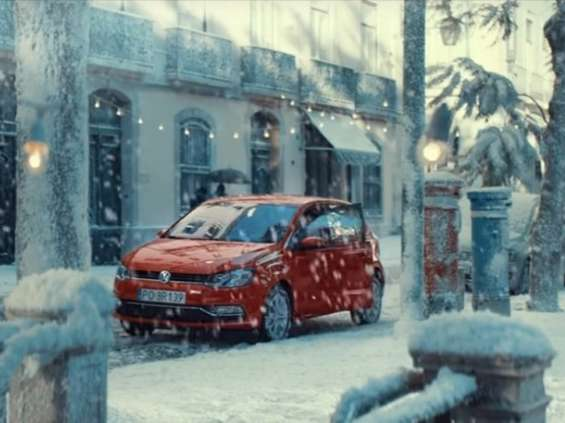 Volkswagen reklamuje wyprzedaż rocznika