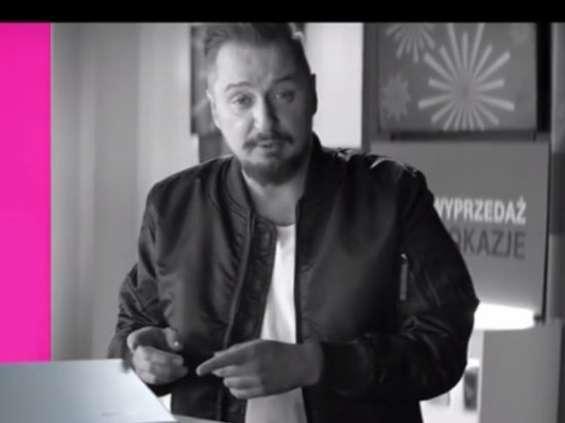 T-Mobile reklamuje Superwyprzedaż