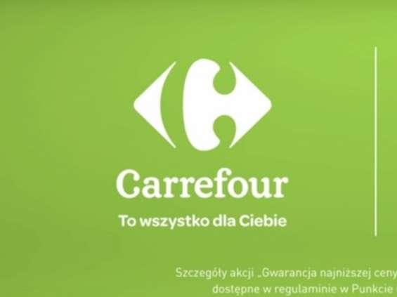 Urodzinowa kampania Carrefoura