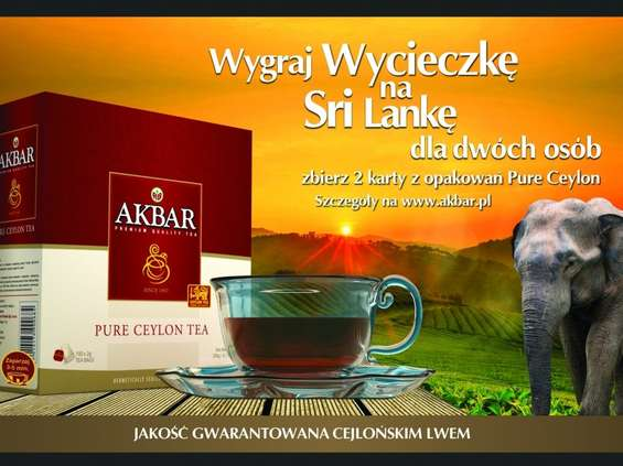 Startuje ogólnopolska kampania cejlońskiej herbaty
