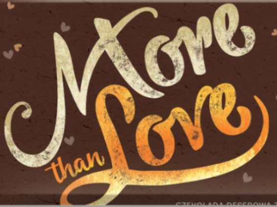 Więcej niż miłość - prawdziwe uczucia w nowych czekoladach Terravita