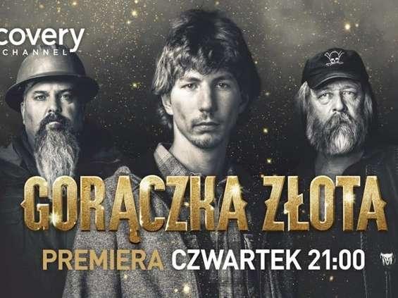 "Discovery promuje siódmy sezon ""Gorączka Złota"""