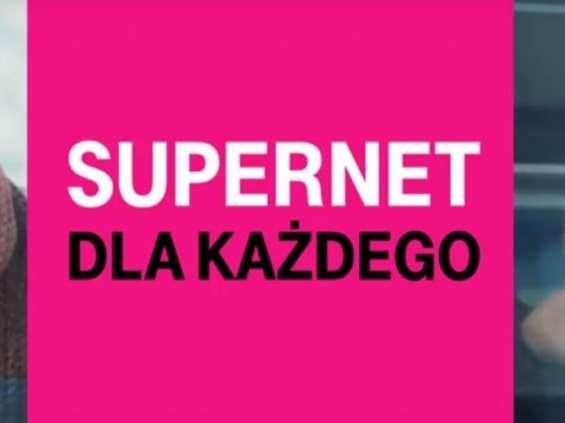 T-Mobile zachęca: wybierz Supernet w Superduecie