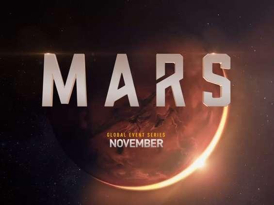 "Będzie drugi sezon serialu ""Mars"""