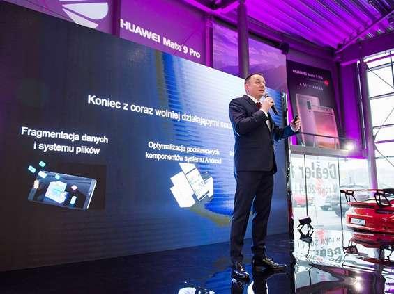 Polska premiera Huawei Mate 9 Pro i Huawei Mate 9 Porsche Design