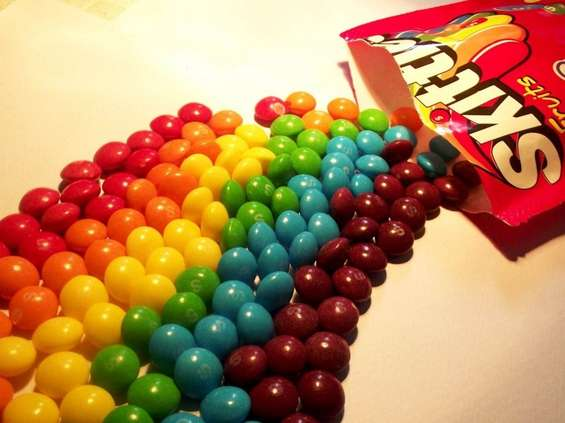 Skittles prezentuje spot na Super Bowl