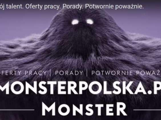Rozpoczyna się nowa kampania Monster Polska
