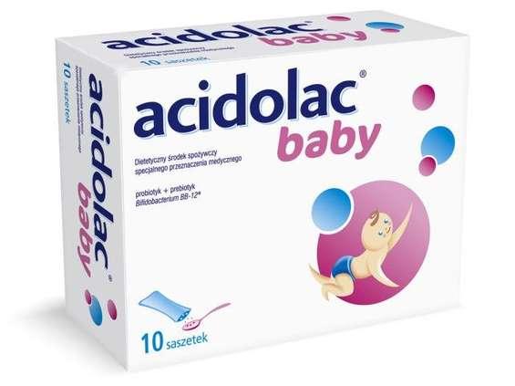 Acidolac Baby w nowej kampanii [wideo]