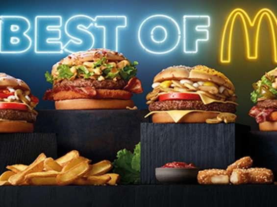 McDonald's startuje z ofertą Best of M.