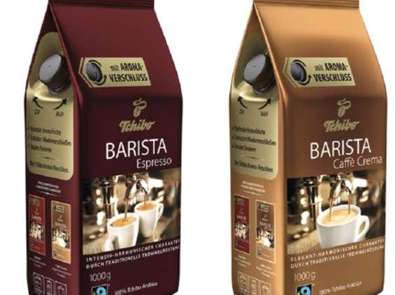 Kawy Tchibo Barista w nowych opakowaniach