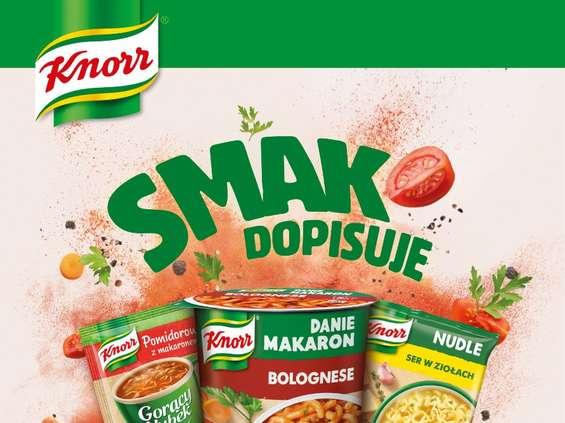 Knorr startuje z aktywacją konsumencką