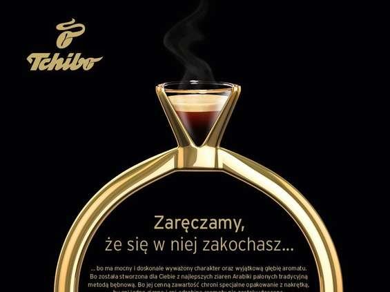Tchibo z miłosną kampanią kawową