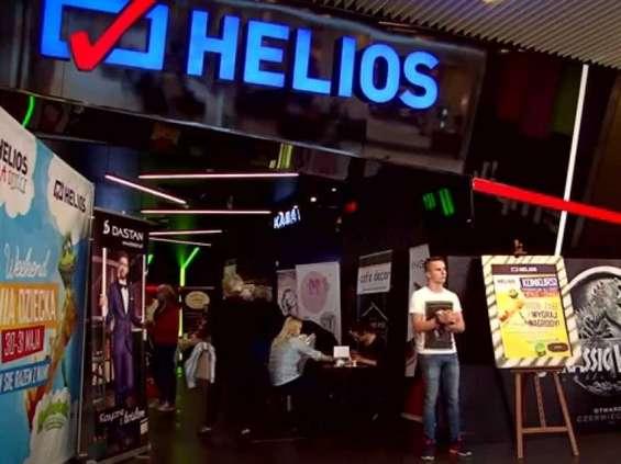 Agora otwiera kolejne kino Helios