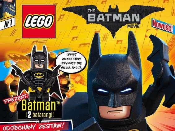 Media Service Zawada z nowym magazynem Lego