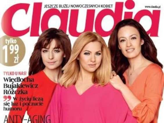 """""""Claudia"""" z odświeżonym layoutem trafia na rynek"""