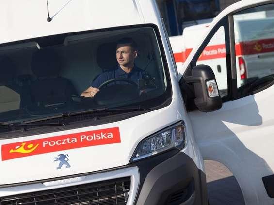 Poczta Polska odnotowała 70-proc. wzrost usługi dla e-handlu