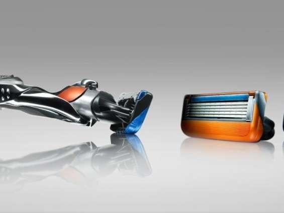 Gillette daje możliwość personalizacji maszynki