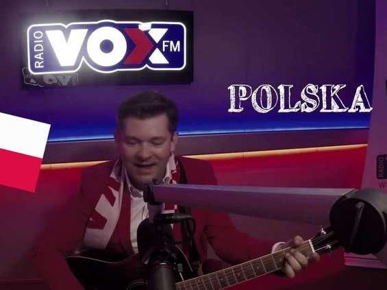 Głos Zenka Martyniuka promuje Vox FM
